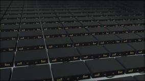 无限编码盒金钱 皇族释放例证