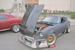 日产240Z 免版税图库摄影