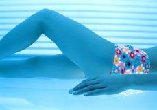 日光浴室 免版税图库摄影