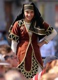 日共和国tatarstan 免版税库存照片