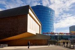 日内瓦,总部修造世界知识产权组织 库存图片