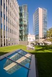 日内瓦,总部修造世界知识产权组织 免版税库存照片