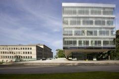 日内瓦,瑞士,世界贸易组织 免版税库存图片