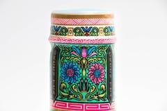 日内瓦/瑞士16 07 18 :瓶亚利桑那绿茶冰茶用蜂蜜 库存照片