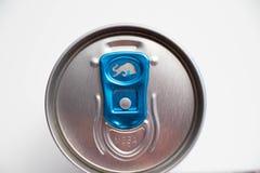 日内瓦/瑞士16 07 18 :红色公牛糖热力势饮料 库存照片
