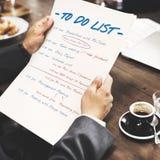日历议程事件会议提示日程表图表概念 库存图片