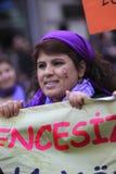 日国际s妇女 免版税库存照片