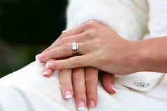 日婚姻 库存图片