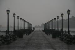 日弗朗西斯科多雨圣 免版税库存照片
