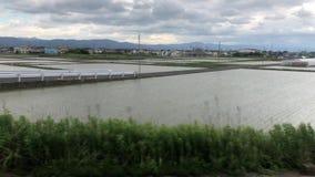 日本乡下在奈良 影视素材