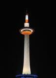 日本京都塔 免版税图库摄影