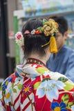 日本京都 图库摄影