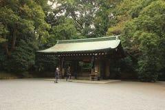 日本人寺庙 库存照片