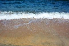 日本人10月海滩/Fukuok Ikinomathubara海滩 免版税图库摄影