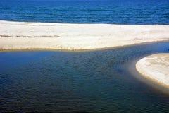日本人10月海滩/Fukuok Ikinomathubara海滩 库存照片