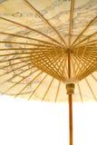 日本传统伞 免版税图库摄影