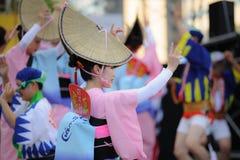 日本传统帽子 免版税图库摄影