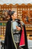 日本供营商在名古屋公平的Casle 免版税库存图片