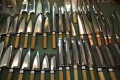 日本刀子 免版税库存图片