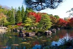 日本国家大阪公园 免版税库存照片