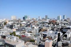 日本地平线 免版税库存图片