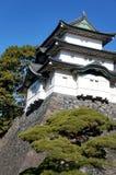 日本塔楼 库存照片