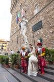 日本婚礼在佛罗伦萨 免版税库存图片