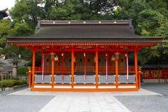 日本寺庙寺庙 免版税库存照片