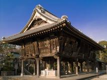 日本寺庙 免版税库存图片