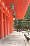 日本寺庙 免版税库存照片