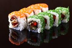 日本寿司 免版税图库摄影