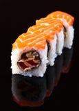 日本寿司 免版税库存照片