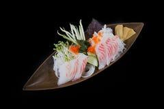 日本寿司 图库摄影