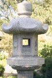 日本庭院雕象 免版税库存照片