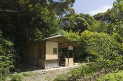 日本庭院,名古屋,日本 免版税库存图片