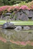 日本庭院 免版税库存图片