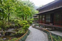 日本建筑学样式 库存照片