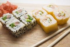 日本开胃菜 免版税库存图片