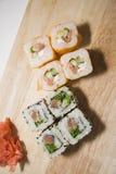 日本开胃菜3 图库摄影