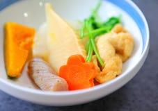 日本式开胃菜 库存照片