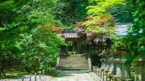日本式曲拱 免版税库存照片