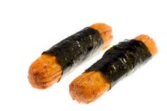 日本快餐 免版税图库摄影