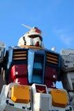 日本机器人Gundam 图库摄影