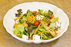 日本沙拉。 免版税库存照片