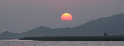 日本海。 春天3 免版税库存图片