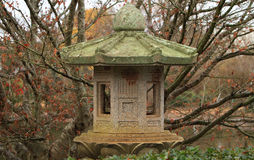 日本灯笼 免版税库存照片