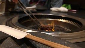 日本烤肉,大阪 影视素材