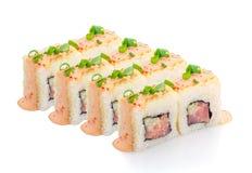 日本烹调 寿司 库存图片