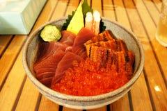 日本烹调 图库摄影