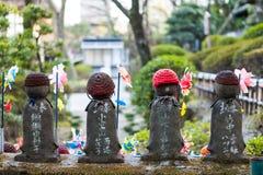 日本玩偶 免版税库存照片